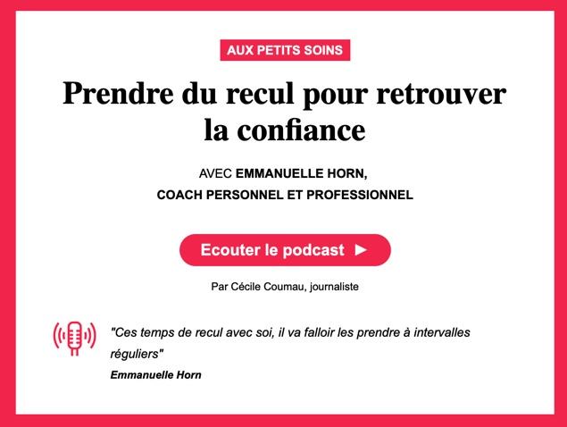 Mon interview podcast sur la confiance en soi pour la newsletter DrGood!News de Michel Cymes