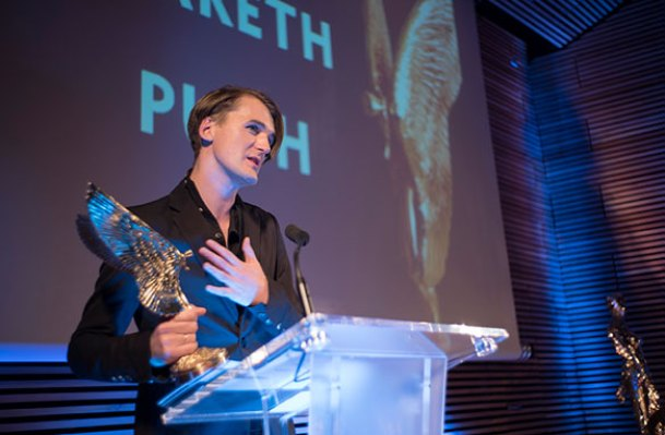 Gareth Pugh, premio de honor de Madrid Fashion Film Festival