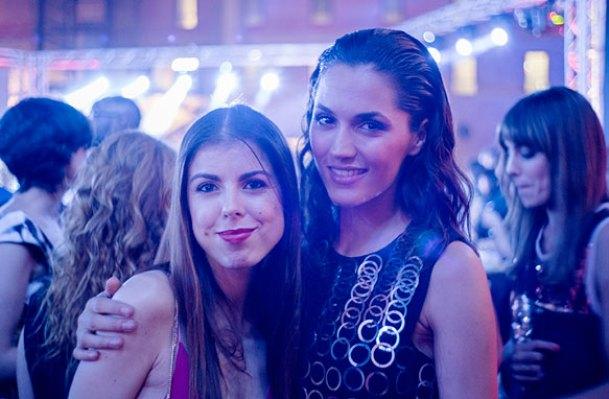 Alba Messa + Michelle Calvo + Madrid Fashion Film Festival