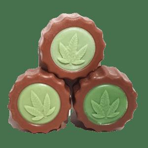 chocolat au lait et cbd