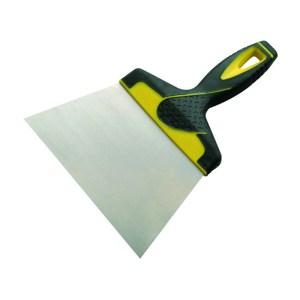 Un couteau de peintre est un outil de peintre en bâtiment constitué d'un manche court prolongé d'une lame.