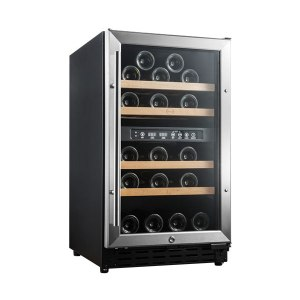 vinoteca vinobox 40 gc 2t inox encastrable
