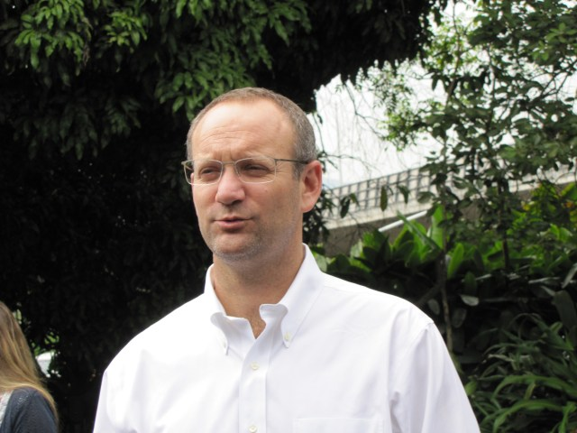 Gonzalo Muñoz, cofundador del Sistema B, miembro del directorio de B-Lab y cofundador de TriCiclos.