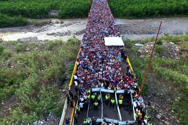 Foto: Juan Pablo Bayona. Diario La Opinión de Cúcuta.