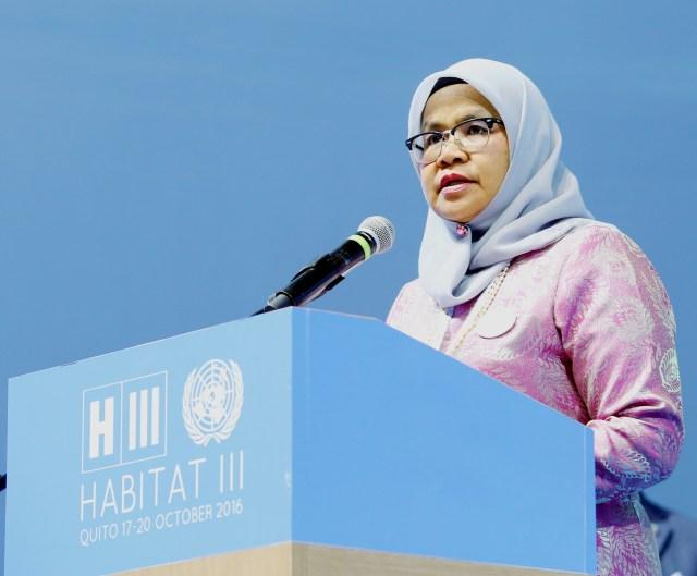 Una mujer será la nueva directora de ONU Hábitat