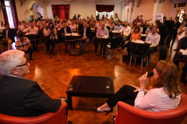 En Rosario (Argentina) se reunieron los gobiernos locales frente al cambio climático