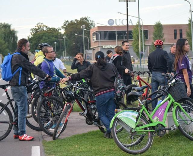 Bono extra para los trabajadores de Godoy Cruz que vayan al trabajo en bici