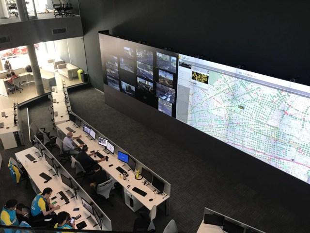 Buenos Aires presentó el nuevo Centro de Monitoreo y Gestión de la Movilidad Urbana