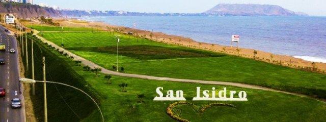 Distrito de San Isidro, finalista del Sustainable Transport Awards 2019