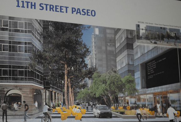 The South Figueroa Corridor Plan proposes changes for more than just Figueroa Street.