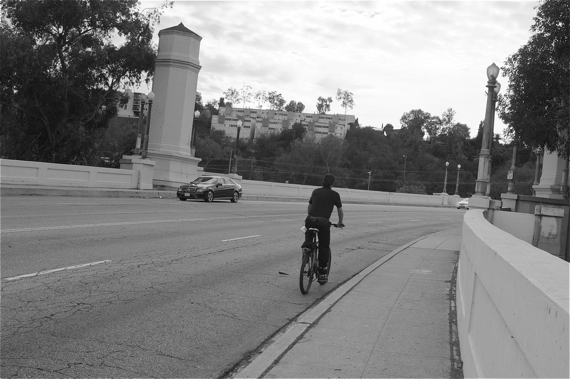 an analysis of the bike lanes in the american city of los angeles Bike lane, and a 6-foot sidewalk in each direction with implementation of the project, one  including an american telephone and telegraph (at&t) telephone conduit and a golden state water company  the project is located on higuera street in culver city, los angeles county latitude 34021824 34022285 34022245 34021726 34022215 34.