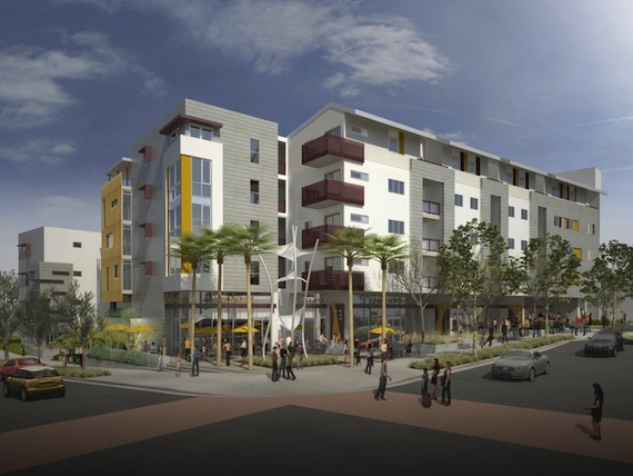 The proposed Lorena Plaza development. Source: ACOF.org