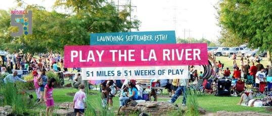 Play the L.A. River kicks off this Satuday at Marsh Park