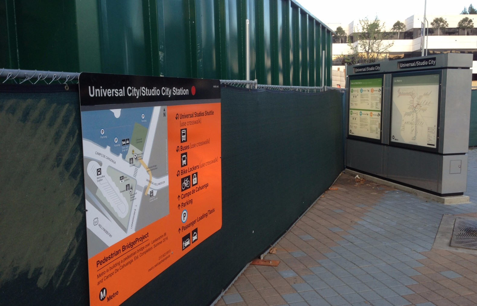 Eyes on the Street: North Hollywood Station Tunnel Construction