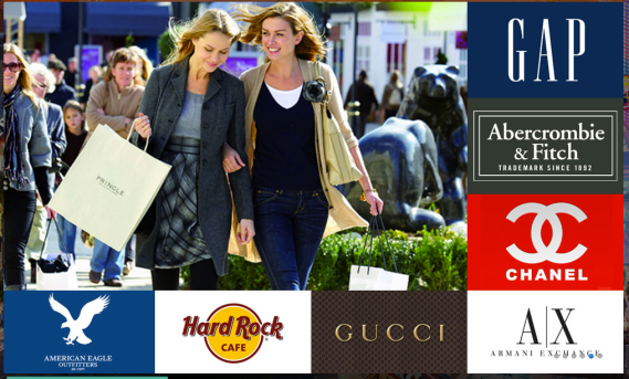 The caliber of retailers Sassony seems to suggest could be appropriate for the area. (screenshot from website)