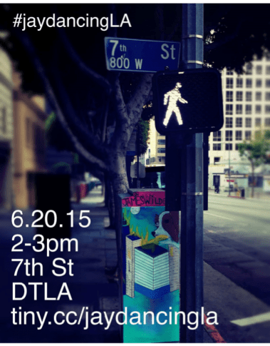 Come Jaydance in DTLA this Saturday. Image via Luke Klipp