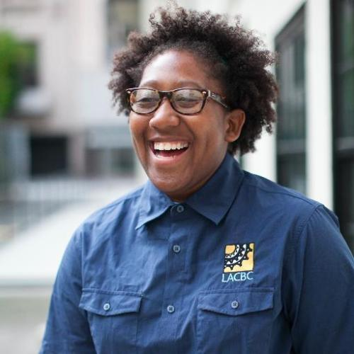 Tamika Butler, Executive Director of the L.A. County Bicycle Coalition