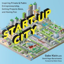Start-Up City by Klein with Vega-Barachowitz