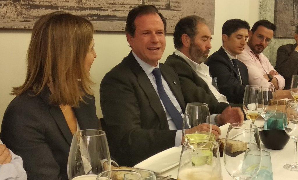 """Javier Garat, referente mundial del sector de la pesca, protagonista en """"Quién es quién"""" de La 11Mil"""