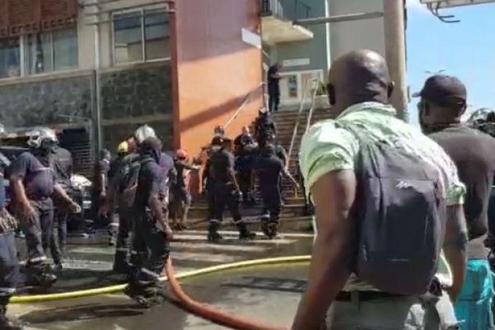 Photo pompiers
