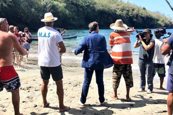 Coup de senne à l'Anse-Noire, Anses-d'Arlet