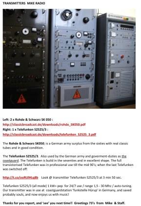 Mike Radio QSL-2
