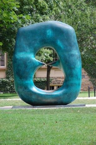 Princeton University - Oval with Points