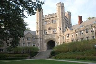 Princeton University - Blair Tower