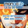 La-5e-de-couv-le-podcast-de-Manga Tv-Saison-3-Episode-3-5DC-qualite-egale-originalite--mangatv-instagram