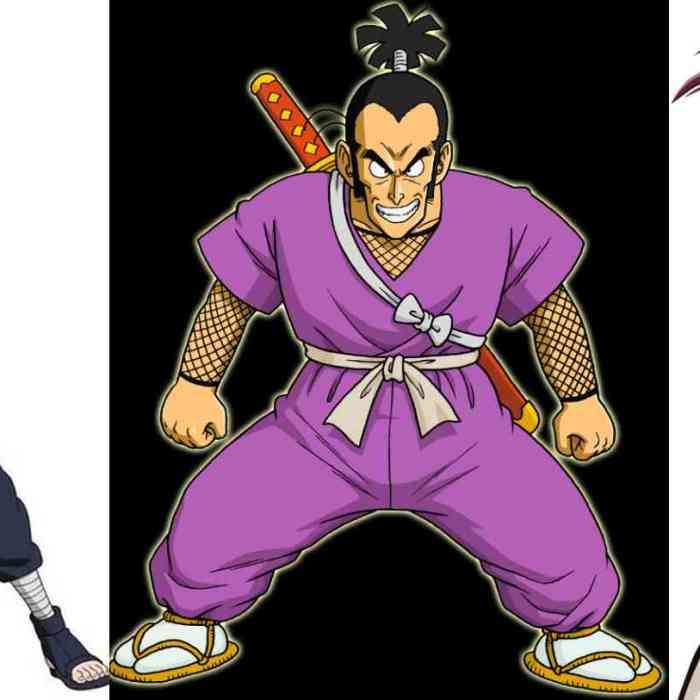 Ninjas : élisez votre top 10 du manga – #5DC