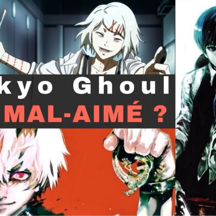 REDIFF : Tokyo Ghoul, le mal-aimé – La 5e de Couv' – #5DC