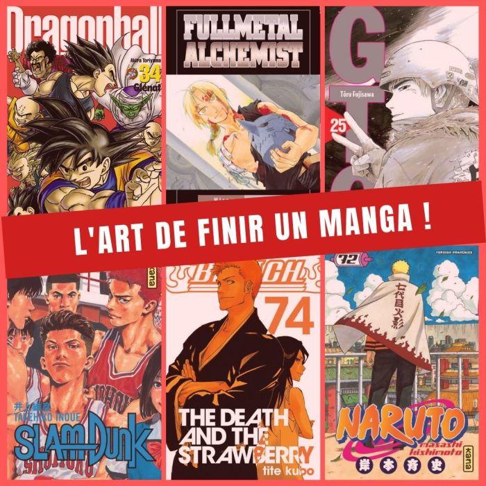 L'art de finir un manga – La 5e de Couv' – #5DC – Saison 6 Episode 9