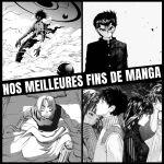 Nos meilleurs Fin manga 5dc shonen seinen shojo
