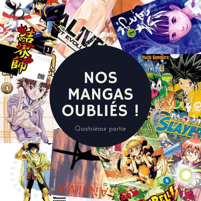 Nos mangas oubliés (partie 4) – La 5e de Couv' – #5DC – Saison 6 épisode 17