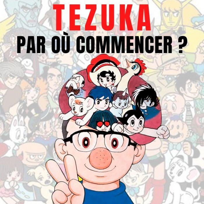 Tezuka : par où commencer ? – La 5e de Couv' – #5DC – Saison 6 épisode 24