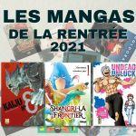 Découvrez la rentrée manga 2021 de la 5e de couv !