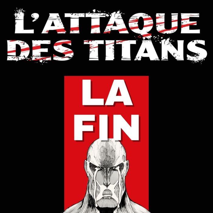 La fin de l'Attaque des Titans – La 5e de Couv' – #5DC – Saison 7 épisode 4