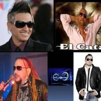Elvis Crespo con artistas criollos en ¡junte volcánico!