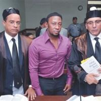 Antony Santos Se Presento hoy Antes las autoridades