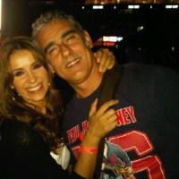A Miguel Varoni le encanta actuar con su esposa Catherine Siachoque