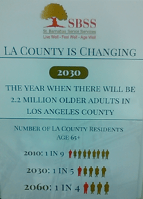 LA County Stats Poster