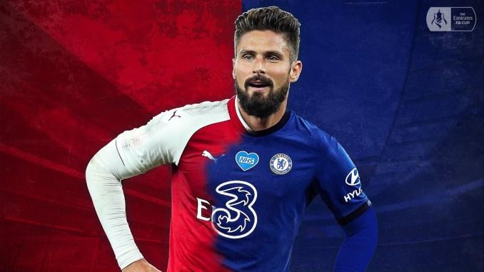 Giroud Arsenal Chelsea