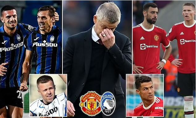 Manchester United Atalanta