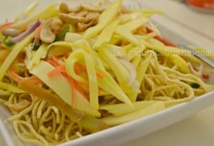Siam Cuisine Crispy Noodles