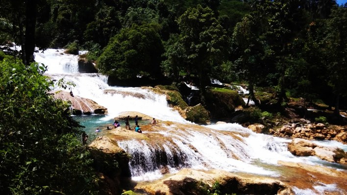 Aliwagwag Waterfalls