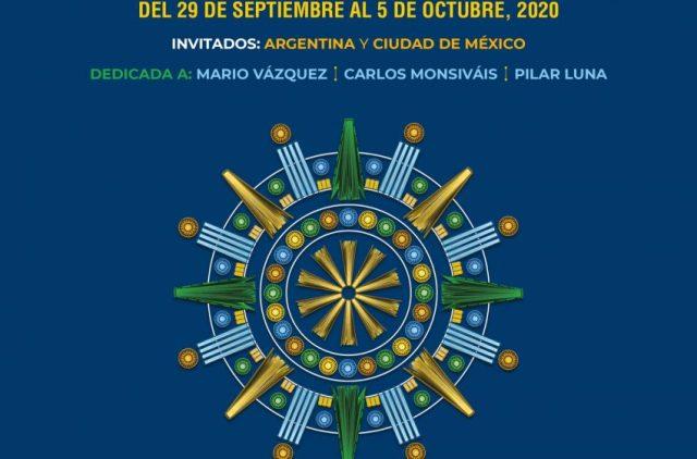 Hoy inició la Feria del Libro de Antropología e Historia.