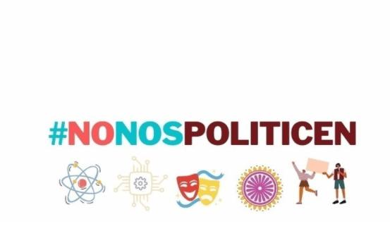 Cineastas piden que no se les politice.