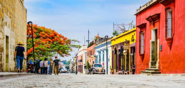 Jalatlaco, el barrio del que te enamoraras.