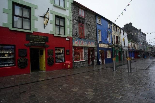Irlanda inició reconfinamiento total por COVID-19
