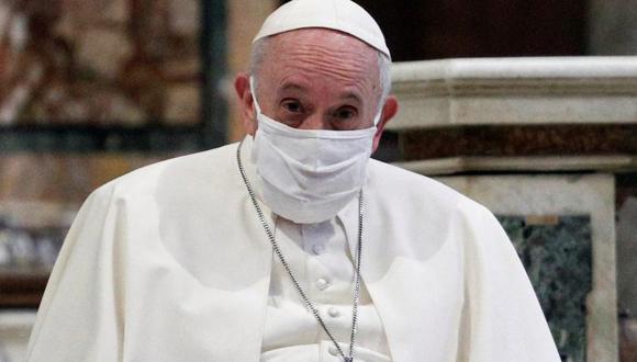 El Papa Francisco avaló uniones civiles entre personas del mismo sexo